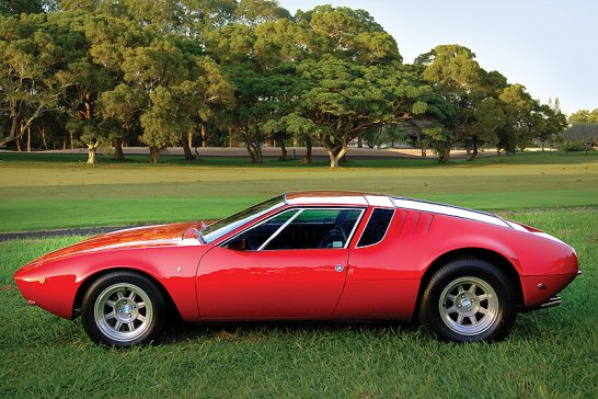 Investment-Tipps: RM Auktion in Monterey