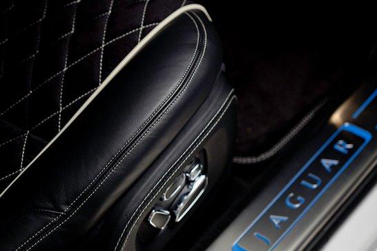 Jaguar XJ75 Platinum Concept in Pebble Beach enthüllt