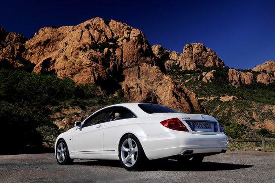 Mercedes-Benz CL Modelljahr 2011: Roulez jeunesse!
