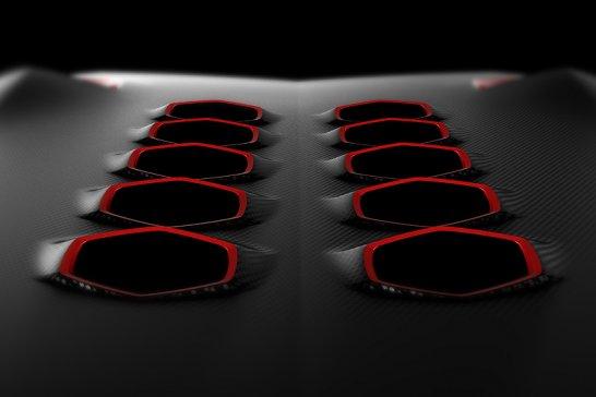 Lamborghini Sneak Preview: Teaser Nº4