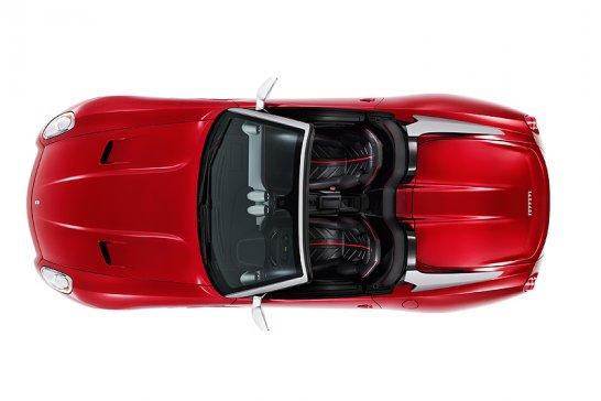 Paris 2010: Ferrari SA Aperta