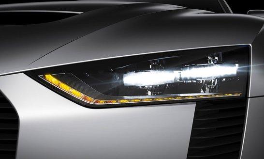Paris 2010: Audi Quattro Concept