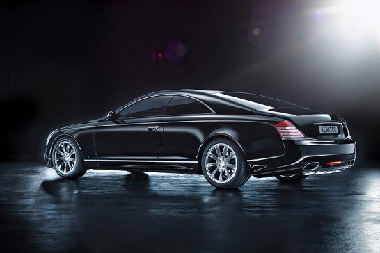 Breaking News: Maybach Coupé from Xenatec