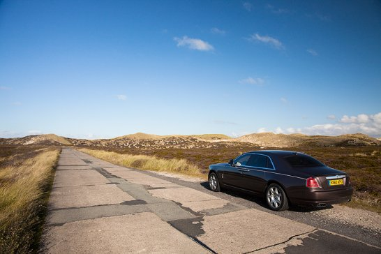 Rolls-Royce Ghost: Farbe bekennen