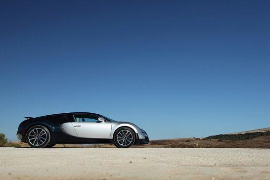 Bugatti Veyron 16.4 Super Sport: Wisch und weg
