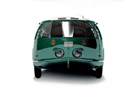 Norman Foster lässt Buckminster Fullers Dymaxion auferstehen