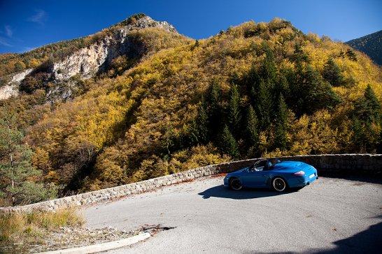 Porsche 911 Speedster – Driven