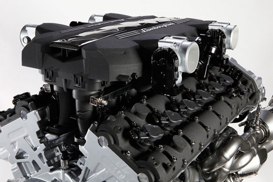 Murciélago-Nachfolger startet 2011 mit brandneuem V12