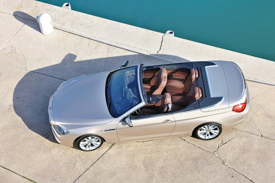 BMW 6er Cabrio: Premiere in Detroit