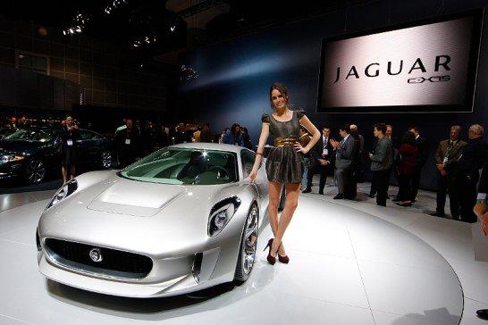 LA Auto Show 2010: Messerundgang