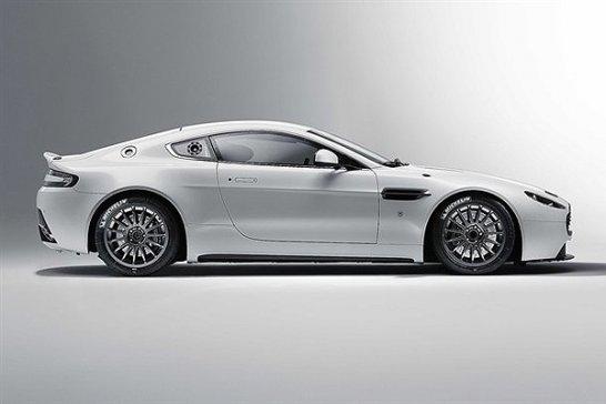 Aston Martin Vantage GT4: 2011 Specification Revealed