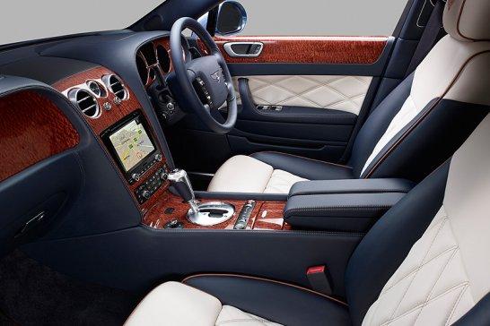 Bentley Continental Flying Spur für Modelljahr 2012 aufgefrischt