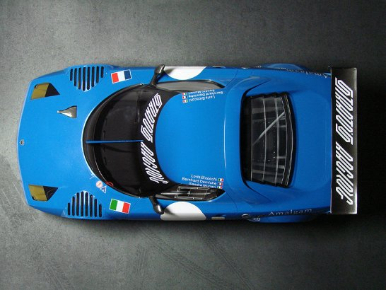 New Stratos GT2 Announced