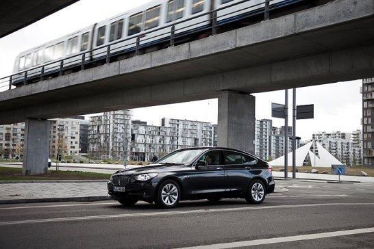 BMW 550i GT: Designtour nach Kopenhagen