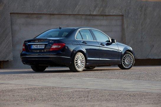 Mercedes-Benz C-Klasse Facelift: Mehr E in der C-Klasse