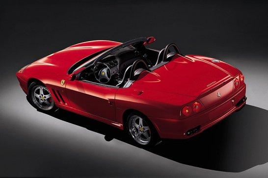 Investment-Tipp: Ferrari 550 Maranello