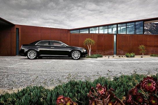 Chrysler in Detroit: US-italienische Freundschaft