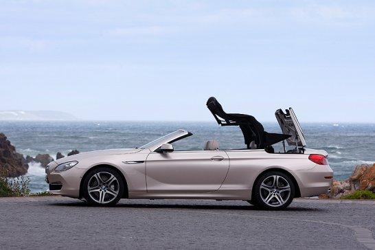 BMW 6er Cabrio: Der Sommer kann kommen