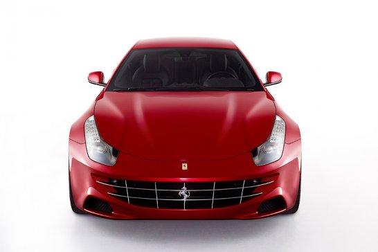 Ferrari FF – Four Seats, Four-Wheel Drive