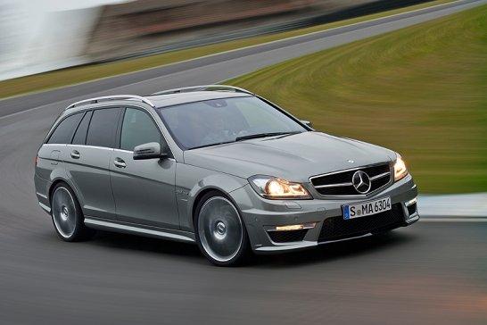 Facelift für Mercedes-Benz C63 AMG