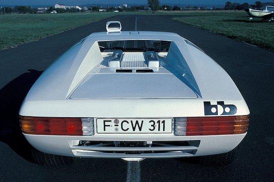 Classic Concepts: Mercedes-Benz CW311 B+B