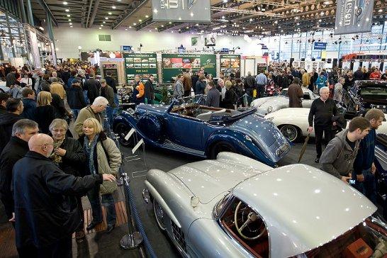 Bremen Classic Motorshow 2011: Staunen, Schieben, Starten