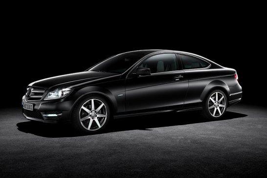 Mercedes-Benz C-Klasse Coupé beerbt CLK