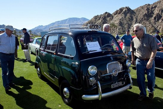 Desert Classic Concours d'Elegance 2011: Dry Weather Guaranteed