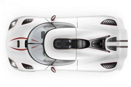 Koenigsegg Agera R: Ski-Box und 1.115 PS