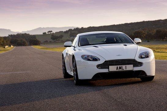 Aston Martin V8 Vantage S: Schneller Schalten