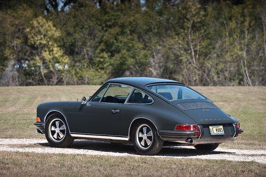 "McQueen-Porsche aus ""Le Mans"" wird versteigert"
