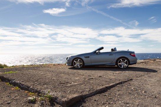Mercedes-Benz SLK: Roadster Coaster