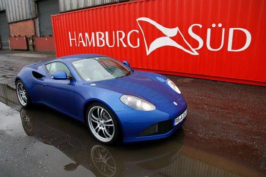 Artega GT: Hamburg-Premiere bei Prototyp
