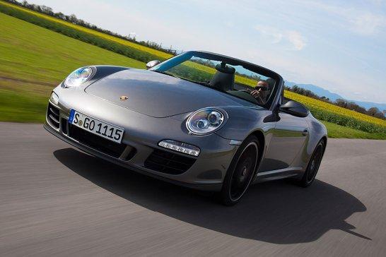 Porsche 911 Carrera GTS Cabrio: Die Elfer-Essenz