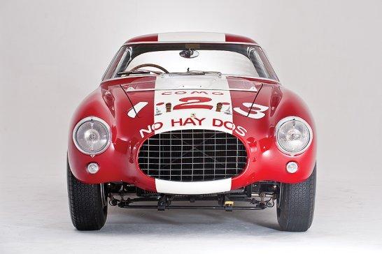 Ex-Carrera Panamericana 1953 Ferrari 250 MM Berlinetta to Star at RM's Villa d'Este Sale
