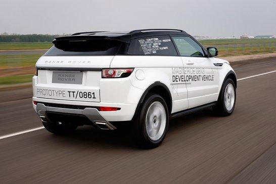 Range Rover Evoque Technology Workshop