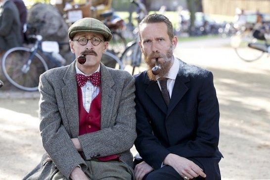 The Tweed Run 2011: Revolte mit Stil