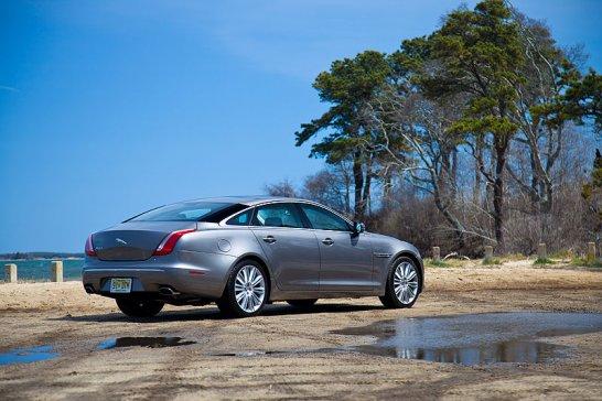 Jaguar XJ S/C Supersport: King of New England