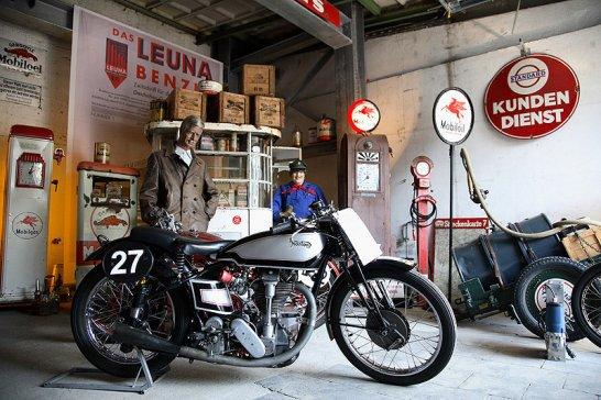 Historisches Fahrerlager Nürburgring ist eröffnet
