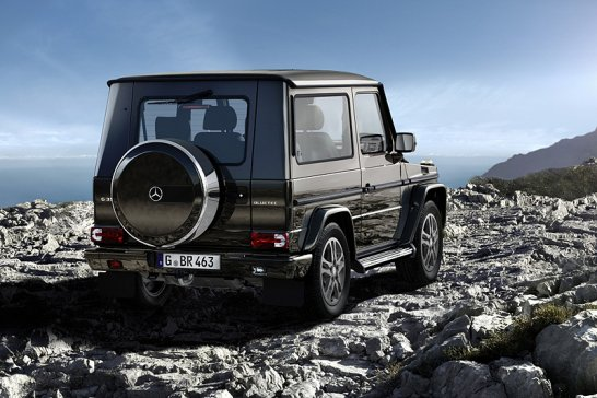 Mercedes-Benz G-Klasse BA3 Final Edition: Der Kurze geht in Kürze