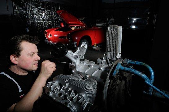 Ascari: Erstes Volkswagen Classic Competence Center