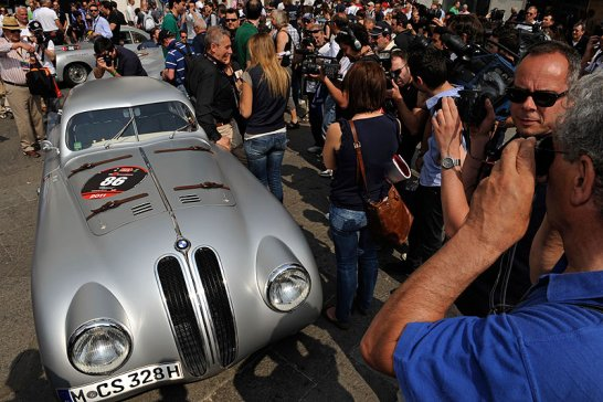The 2011 Mille Miglia: A first look