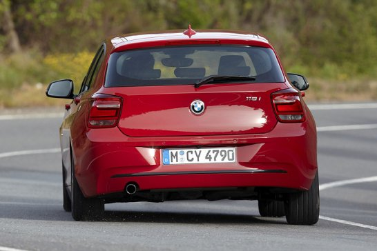 All-new BMW 1 Series