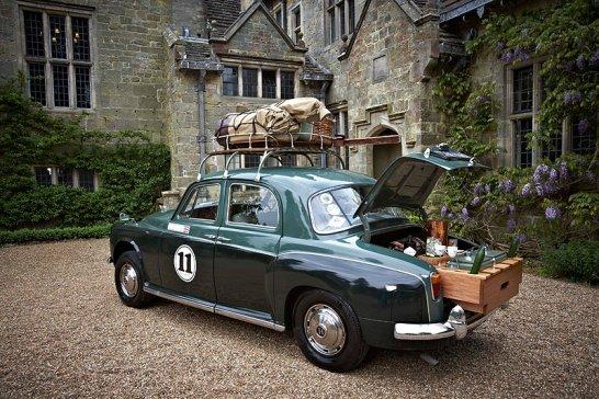 Hendrick's Gin-Mobil: Gurken-Rover