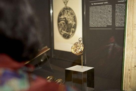 Ausstellung: Leben und Schaffen von Abraham-Louis Breguet