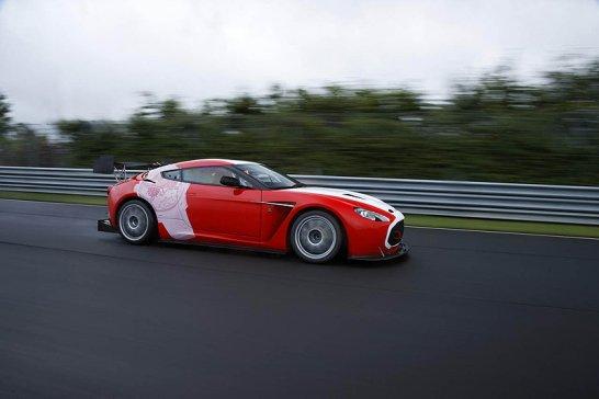 Aston Martin V12 Zagato: Doppelpack beim 24h-Rennen
