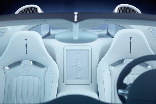 Bugatti L'Or Blanc: Fliegende Untertasse