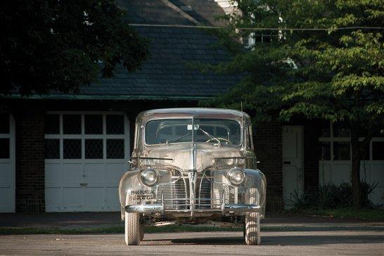 """Vorsicht, Glas: Pontiac """"Ghost Car"""" wird versteigert"""