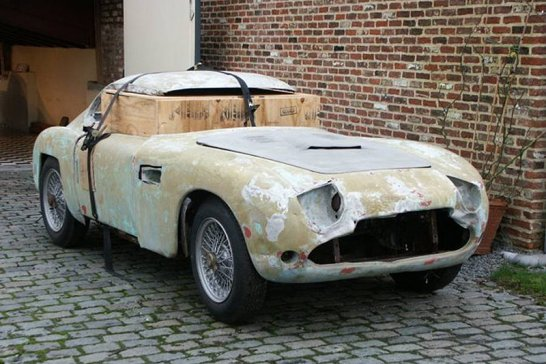 From Jack to King: The resurrection of 1953 SIATA 208 Berlinetta CS-069