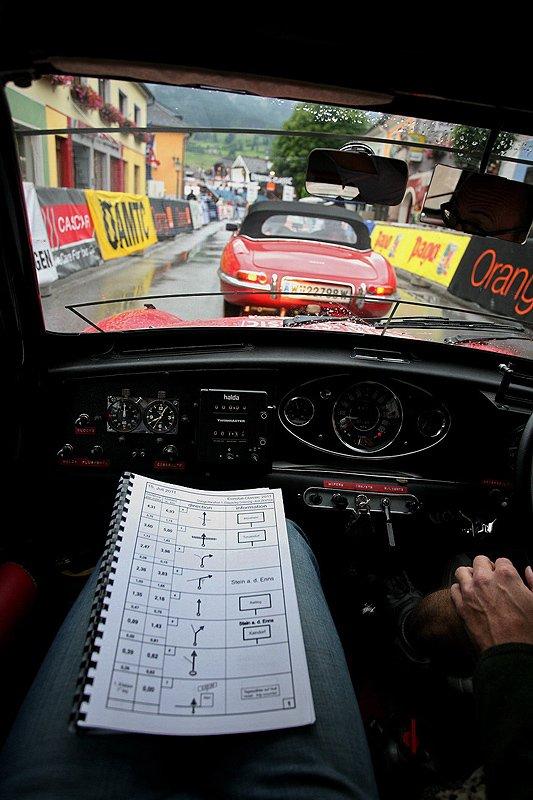 Ennstal Classic im Mini Cooper S: Ein steirisches Roadmovie